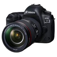 Canon 佳能 EOS 5D Mark IV全畫幅單反相機套機