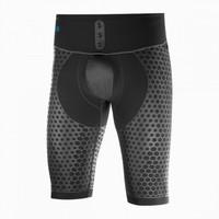 肌肉支撑 男款跑步越野运动紧身裤S-LAB EXO HALF