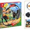 任天堂 Nintendo Switch 健身環大冒險 體感全身運動原創毛巾同捆