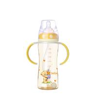 樂兒寶PPSU寬口徑奶瓶300毫升12個月以上 *3件
