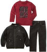 Calvin Klein 3 件套男童夾克套裝 *2件