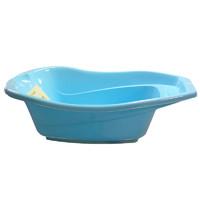 茶花中號浴盆母嬰幼兒童寶寶洗澡盆 0409 *3件