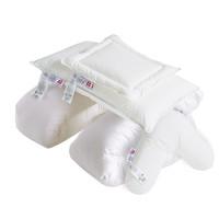 fossflakes丹麥原裝進口大U孕婦枕+哺乳枕+嬰兒枕