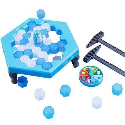 达拉 拯救企鹅 敲冰玩具