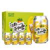 漢斯 菠蘿啤果啤果味啤酒整箱碳酸飲料330ml*24罐裝 *5件