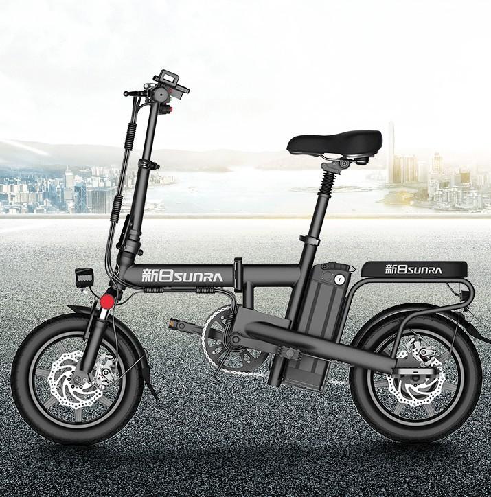 SUNRA 新日 轻活HS1 国标迷你小型电动车 续航50至60公里