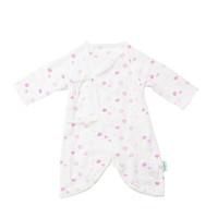 双11预售:PurCotton 全棉时代 婴儿纱布连体衣 1件装