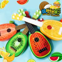 兒童尤克里里-卡通水果吉他