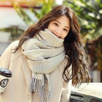 萱珂   秋冬季 披肩围巾