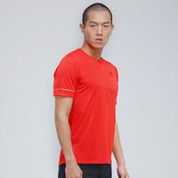 SALOMON 薩洛蒙 AGILE HZ 男款戶外短袖T恤