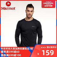 Marmot 土撥鼠 S60410 男士長袖速干T恤