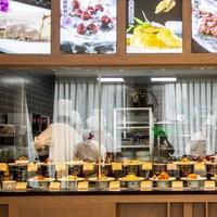 吃貨福利 : 蝦、魚、海參、雞齊放大招!上海駿萊海鮮魚港(五角場旗艦店)6-8人套餐