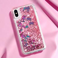 Case-Mate 火烈鸟流沙 iPhone XS/Max手机壳