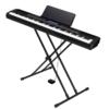casio卡西歐電鋼琴CDP-235成人家用初學88鍵重錘智能數碼立式電鋼