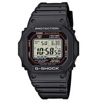 中亚Prime会员:CASIO 卡西欧 G-SHOCK GW-M5610-1ER 男款电波表