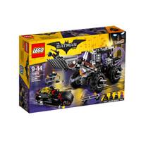 LEGO 乐高 70915 双面人的双重破坏