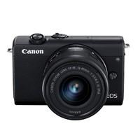 Canon 佳能 EOS M200 微单单头套机EF-M 15-45mm IS STM
