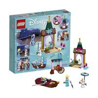 LEGO乐高 迪士尼系列 41155 艾莎的集市历险