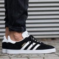 考拉海购黑卡会员:adidas 阿迪达斯 Originals Gazelle 男子运动板鞋
