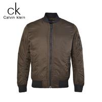 Calvin Klein卡文克莱 男士时尚简约秋冬纯色夹克气质外套 *3件
