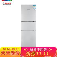 BOSCH 博世 BCD-274W(KGU28A260C) 混冷无霜三门冰箱 274升