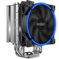 京東PLUS會員 : PCCOOLER 超頻三 GI-R66U 東海風云 CPU散熱器