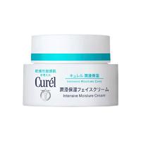 双11预售 : Curel 珂润 润浸保湿滋养乳霜 40g
