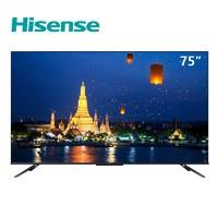 Hisense 海信 75E5D 75英寸 4K 液晶电视