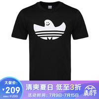 阿迪達斯 ADIDAS 三葉草 男子 經典系列 SOLID SHMOO T 運動 T恤 DH3900 S碼