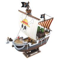 双11预售:BANDAI 万代 165509 海贼王 前进梅利号