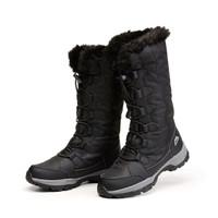 Kolumb 哥仑步冬季户外防水加绒雪地靴