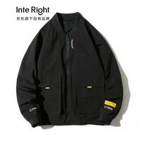 京东PLUS会员:InteRight QHLP1956 男士薄款夹克 *3件