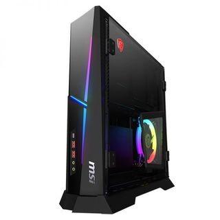 MSI 微星 海皇戟 Trident A Plus 游戏迷你台式主机(i5-9400F、8G、128GB+1TB、GTX1660Ti)