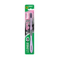 黑人炭丝深洁小巧刷头牙刷单支装深层清洁去牙垢去牙渍
