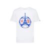 Adidas 阿迪達斯 法國隊紀念短袖 藍衣軍團萬歲 針織圖案短袖 *2件