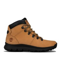 银联专享 : Timberland Mens World Hiker Mid Boots 男士登山鞋