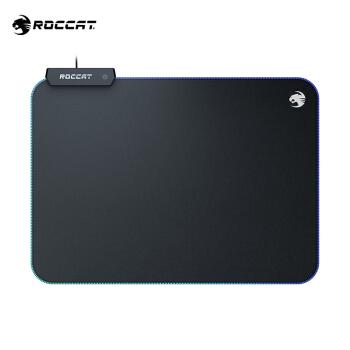 ROCCAT 冰豹 灵感豹 Sense AIMO RGB游戏鼠标垫