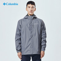 京東PLUS會員、雙11預告 : Columbia 哥倫比亞 XE0191 男子防風防水連帽沖鋒衣