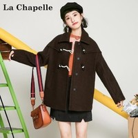 La Chapelle 拉夏贝尔 2T010887 女款中长款呢子大衣