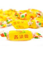 圣福記高粱飴軟糖山東特產散裝糖果麥芽糖喜糖牛皮糖老式懷舊零食