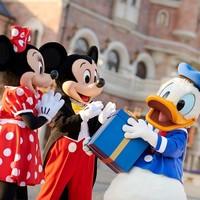 迪士尼参战!上海迪士尼乐园 成人票
