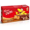 雀巢(Nestle) 脆脆鯊 休閑零食 威化餅干 花生口味640g(24*20g+贈8*20g)