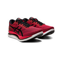 ASICS 亚瑟士 1011A817 男士跑步鞋 红黑色