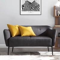 双11预售: 网易严选 Francfranc 对伴沙发
