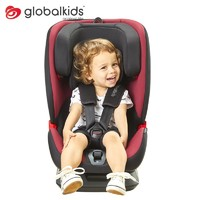 历史低价:globalkids 环球娃娃 儿童安全座椅 9个月-12岁