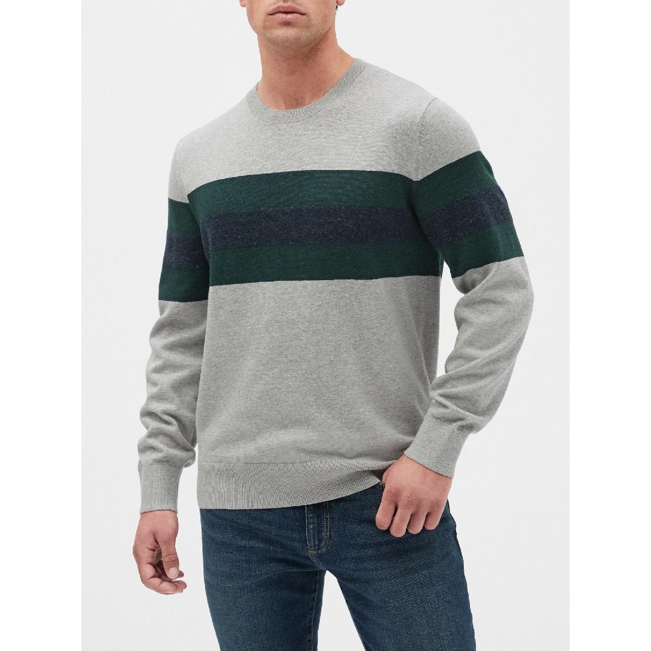 Gap 盖璞 485410 男士针织衫