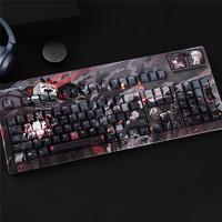 新品发售、双11预售:哔哩哔哩×CHERRY G80-3000 2233勇斗大魔王 定制款机械键盘