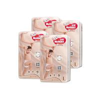 双11预售:Huggies 好奇 心钻装 婴儿成长裤 L36片 4包装