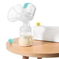 新贝电动吸奶器便携一体式吸乳器产后拔奶挤奶8766