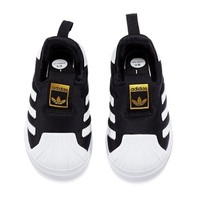 adidas kids 阿迪达斯 三叶草 男婴童经典鞋